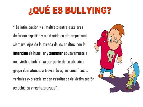 Conferencia bullying y el papel de la familia