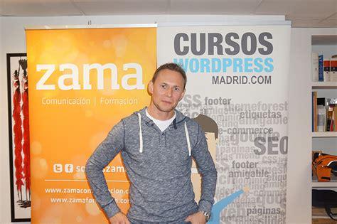 Conferencia SEO en Zama Formación   Cursos Wordpress Madrid