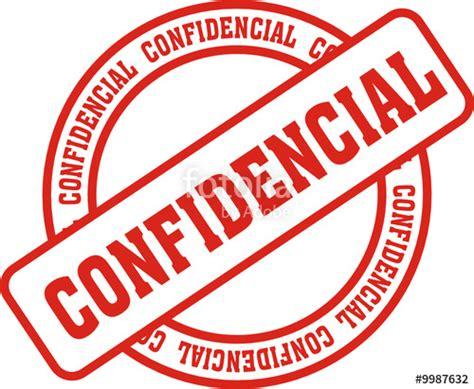 confidencial  Imágenes de archivo y vectores libres de ...