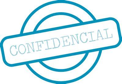 Confidential Information Protocol   Llorens DCLlorens DC