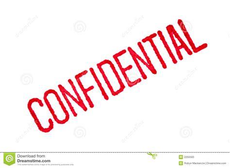 Confidential Stock Photos   Image: 2255593