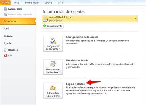 Configuracion Correo Terra Microsoft OutlookDownload Free ...