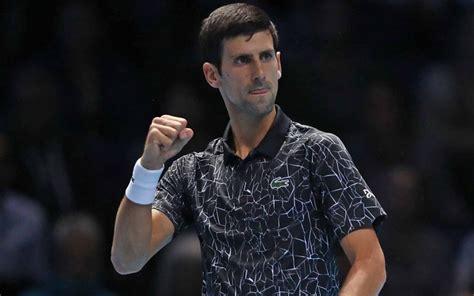 Confira o calendário de Novak Djokovic para o 1º semestre ...