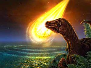 Confirmado: un meteorito acabó con los dinosaurios