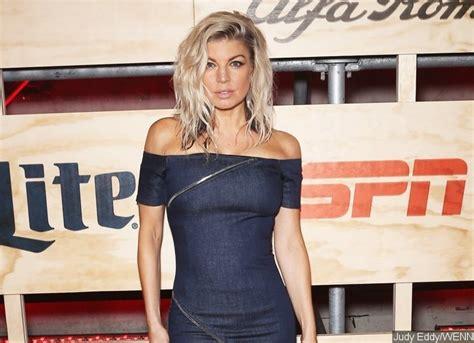 Confirmed: Fergie Leaves Black Eyed Peas