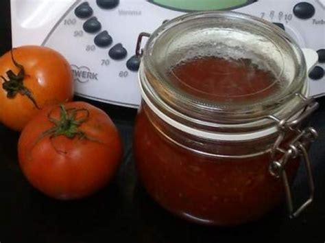 Confitura de tomate por Gemmyta. La receta de Thermomix ...