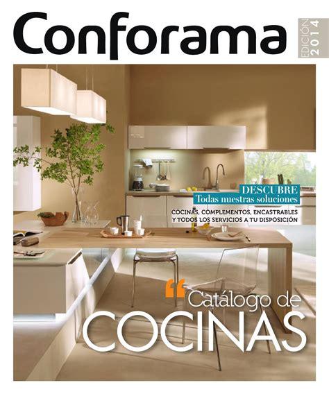 Conforama catalogo cocinas2014 by CatalogoPromociones.com ...