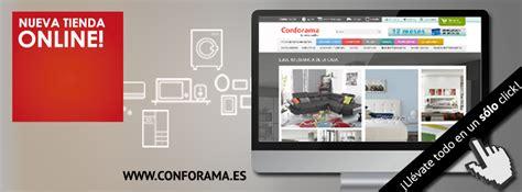 Conforama estrena tienda online