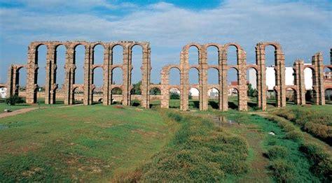 Conjunto arqueológico de Mérida: monumentos en Mérida ...