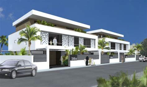 Conjunto de 4 casas en Jeddah - dom arquitectura