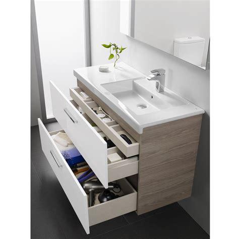 Conjunto de baño Roca Prisma con lavabo a la derecha · 8 ...