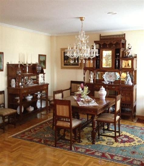 conjunto muebles comedor, madera cerezo, princi   Comprar ...