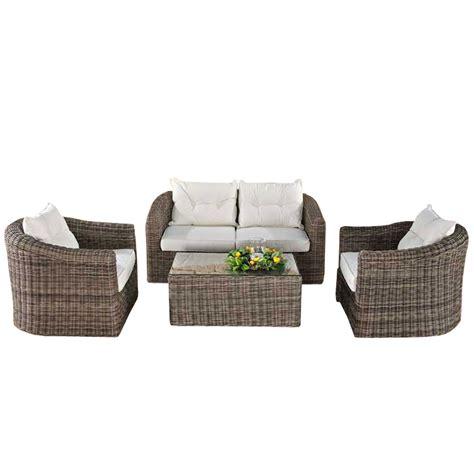 Conjunto muebles de jardín MANDAL   Conjunto Muebles de ...