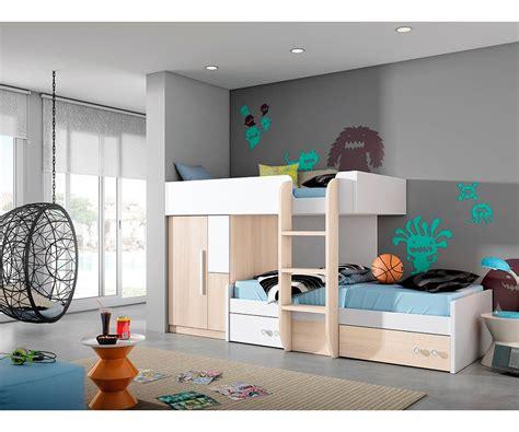Conjuntos para dormitorios juveniles catálogo 2016 de Tuco ...
