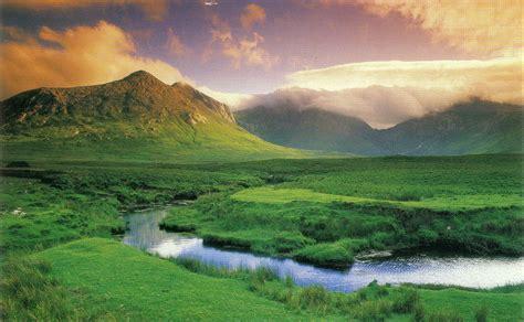 Connemara, Irlanda. (Paisajes de Ensueño) | Connemara ...