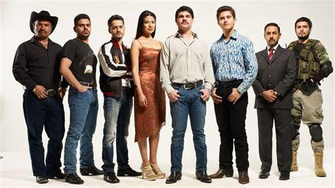 Conoce a los personajes de la serie El Chapo   Univision