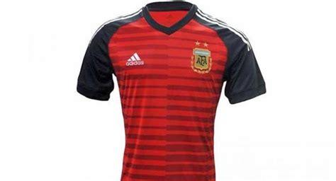 Conoce la nueva camiseta del arquero de Argentina para ...