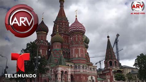 Conoce la Plaza Roja de Moscú que es patrimonio mundial ...
