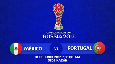 Conoce las fechas y horarios de los partidos de México en ...