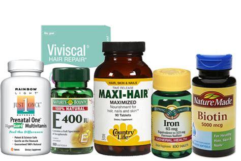 Conoce las vitaminas que te ayudarán a recuperar pelo