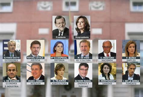Conoce los nombres del nuevo Gobierno de España | El Municipio