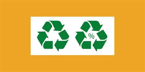 Conoce los símbolos del reciclaje   CTR Mediterráneo