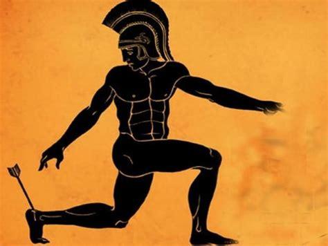 Conoce más sobre el mito del talón de Aquiles [VIDEO ...