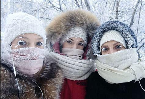 Conoce Oymyakón, el lugar más frío del planeta | Diario de ...