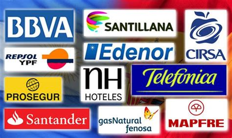 Conozca las empresas españolas que operan en la Argentina ...