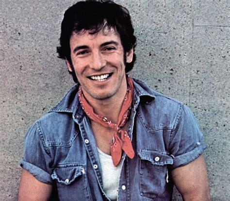 Conozca los detalles de la vida de Bruce Springsteen ...
