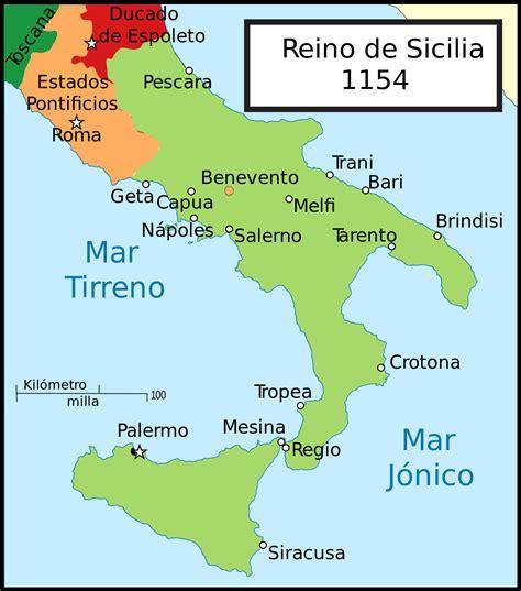 Conquista normanda de Italia Meridional   Wikipedia, la ...