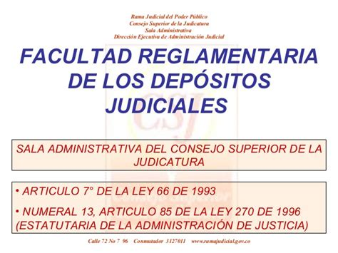 Consejo Superior De La Judicatura Consulta De Procesos ...