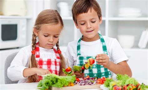 Consejos creativos para que los niños coman saludable