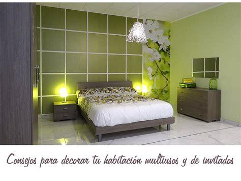 Consejos para decorar tu habitación multiusos