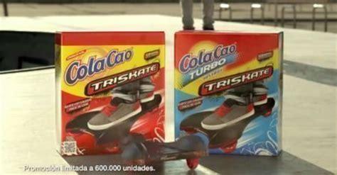Consigue el Triskate gratis de Colacao – Regalos y ...