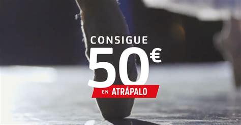 Consigue un vale de 50€ en Atrápalo con la Cuenta ON de ...