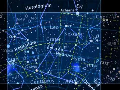 constelaciones del universo con musica - YouTube