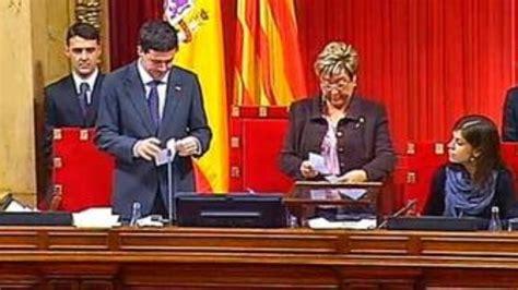 Constituido el Parlament de Catalunya de la décima legislatura