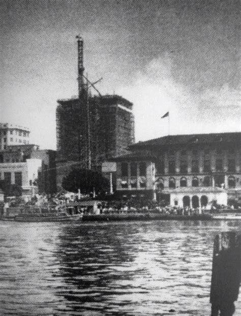 Construcción del Edificio del Banco Popular,San juan ...