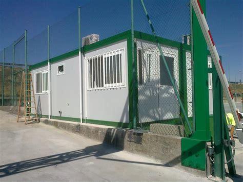 Construcciones modulares en alquiler