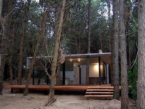 Construir una casa en el bosque