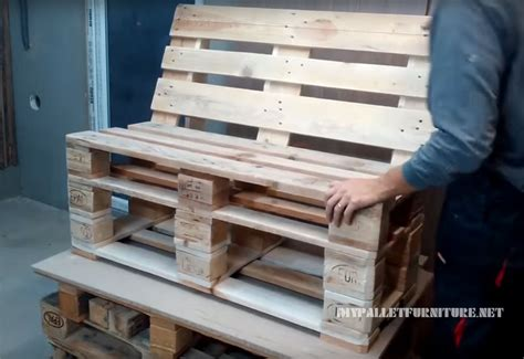 Construye tu mueble con palets – Manos a la Obra