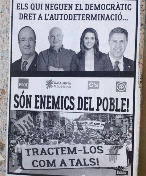 Consulta catalana 1-O: Listas negras de antipatriotas ...
