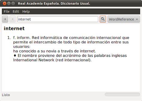Consultar en la RAE, Wikipedia y WordReference | SonsoTux