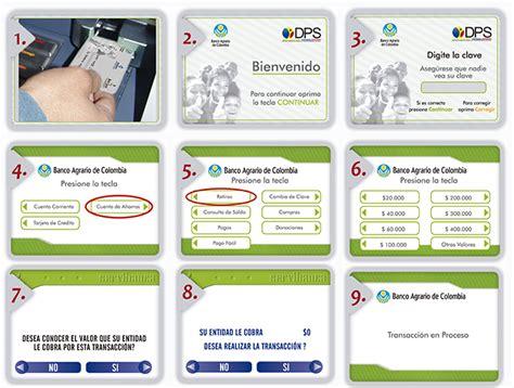 consultar saldo en www bancoagrario gov co mas familia en ...
