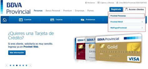 Consultar Tarjeta Visa Banco Provincia - creditotersma