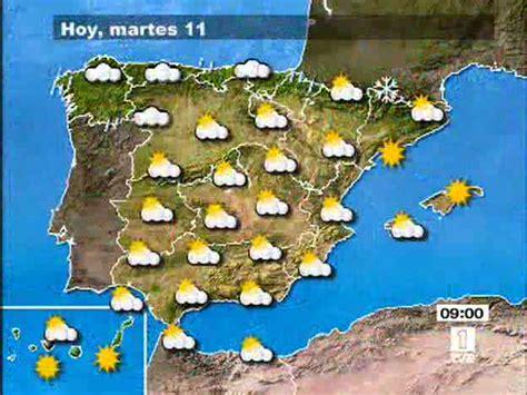 Consulte el tiempo en toda España - RTVE.es A la Carta