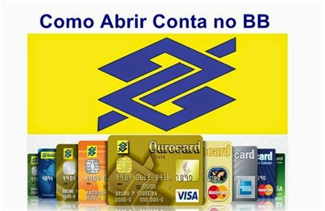 Conta Corrente Banco do Brasil