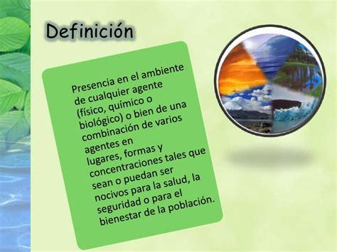 Contaminacion Ambiental y Reciclaje