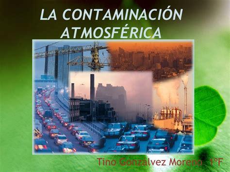 ContaminacióN AtmosféRica 3